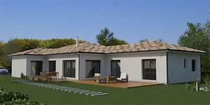 Belle Maison Moderne : belle maison contemporaine projet n 10 maisons ariane ~ Melissatoandfro.com Idées de Décoration