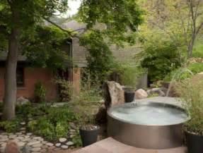 Horse Trough Bathtub Diy by 48 Awesome Garden Tub Designs Digsdigs