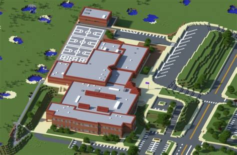 mount view middle school minecraft project