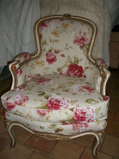 relooking fauteuil louis xv grain de folie creation