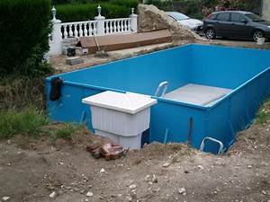 album photo d39image construire sa piscine soi meme With faire une piscine soi meme