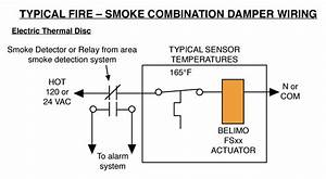Guidelines For Replacement Of Old Fire And Smoke Actuators