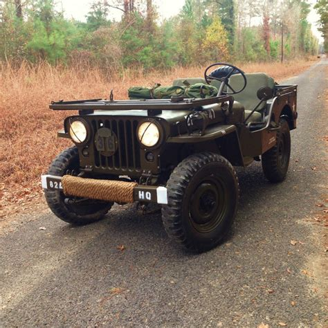 military jeep willys for sale 1950 jeep willys m38 mc military army 4 4 jeeps for sale