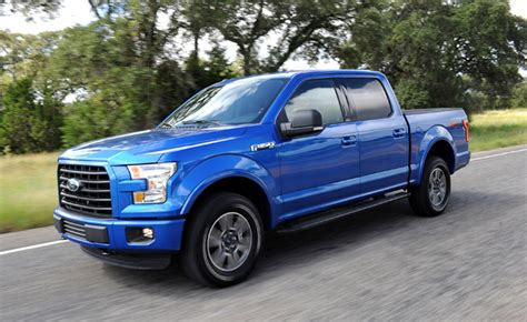 Ford F-150 Hybrid, Diesel Under Consideration » Autoguide