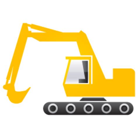 Free Excavator Clip Art