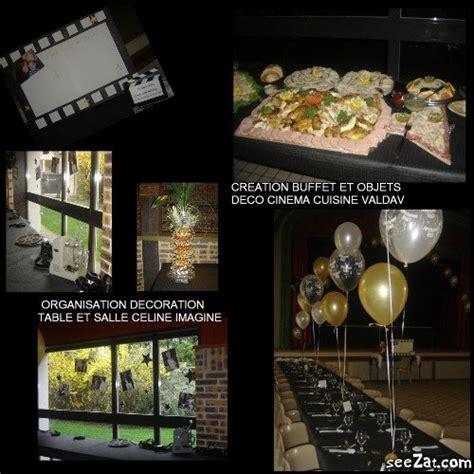 deco cinema pour anniversaire soir 233 e cin 233 ma pour un anniversaire cuisine valdav david votre cuisinier dans votre
