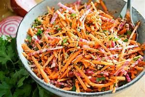Rezept Für Karottensalat : knackiger karottensalat mit ringelbete rezept elle ~ Lizthompson.info Haus und Dekorationen