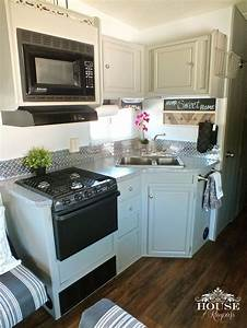 25 best ideas about 5th wheel travel trailers on for Kitchen colors with white cabinets with wagon wheel wall art