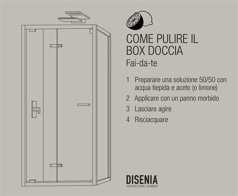 Eliminare Calcare Box Doccia by Come Eliminare Il Calcare Dalla Doccia Trattamento