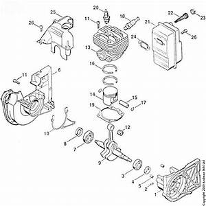 M G  Judd Ltd Stihl Ts400 Parts List