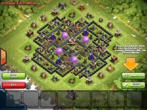 Coc Best Th9 Farming Base