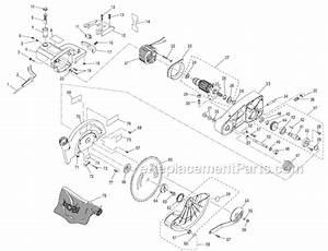 Ryobi Ts1342l Parts List And Diagram   Ereplacementparts Com