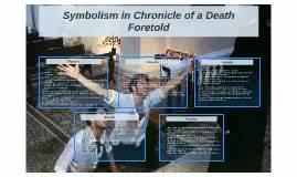 Symbolism in Ch... Santiago Nasar Quotes