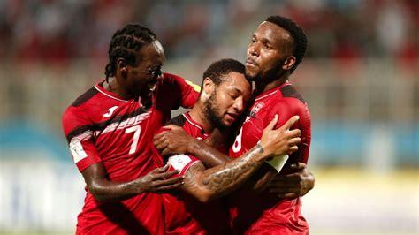 trinidad  tobago  united states football match