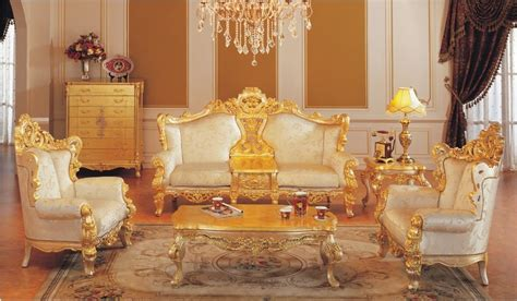 and white bedroom furniture furniture sofa set all golden solid wood living