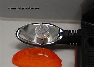 Led Cluster Replacement Bulb Front Rear Turn Signal Victory Motorcycle Parts For Victory Custom