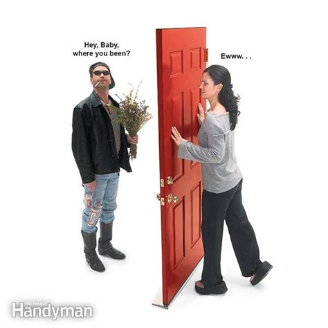 how to install a peephole in a door how to install a peephole in a door the family handyman