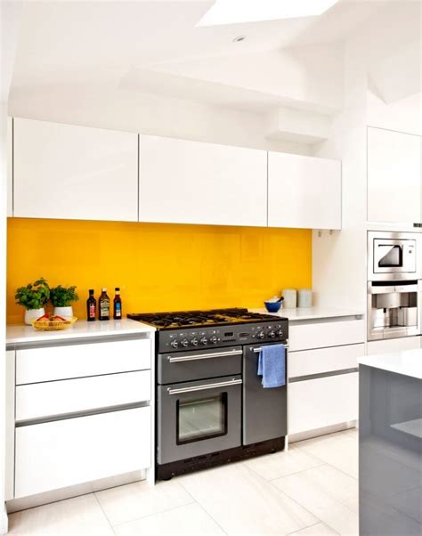 white kitchen with green glass splashback the best glass splashback colours for a white kitchen 2105
