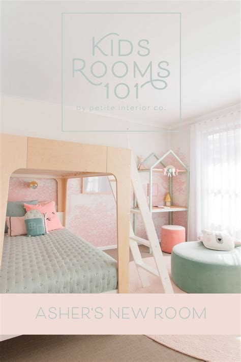 Kids Rooms 101  A New Room For Asher  Petite Interior Co