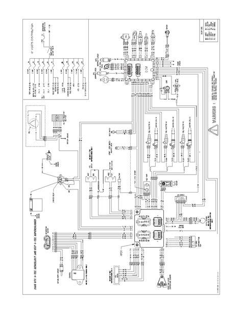 Ski Doo Rev Wiring Diagram by 2006 Ski Doo Rev Wiring Diagram Wiring Diagram