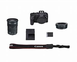 Photo4Less | Canon EOS RP Mirrorless Digital Camera with EF 24-105mm Lens and Mount Adapter EF ...