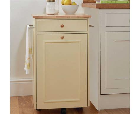 Cupboard Bin by Buttermilk Slide Out Bin Store Storage Cupboard Cabinet