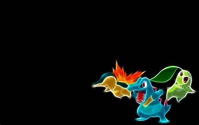 Pokemon Desktop Wallpapers Background Cyndaquil Backgrounds Starter