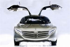 Mercedes Portes Papillon : photo mercedes f125 concept ouverture porte papillon ~ Medecine-chirurgie-esthetiques.com Avis de Voitures
