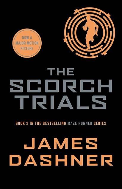 Scorch Trials Books Maze Runner Series Classic