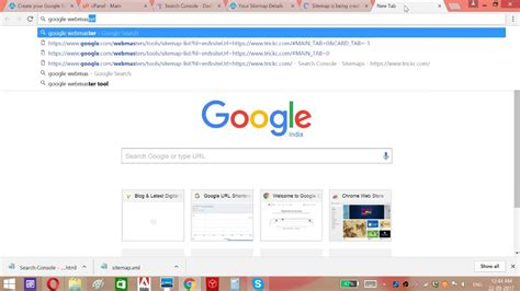 How To Create Sitemap & Upload That In Google Search