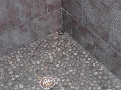 tile shower weeping leaking at floor doityourself