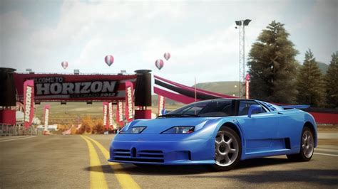Back in 1992, bugatti unveiled a lighter and more powerful version of the eb110 , the eb110 ss. Forza Horizon Bugatti EB110 SS top speed build - YouTube