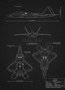 F22 Raptor Fighter Plane Aircraft Airplane Jet Weapon War