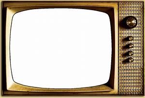 TV png images, old tv, free download