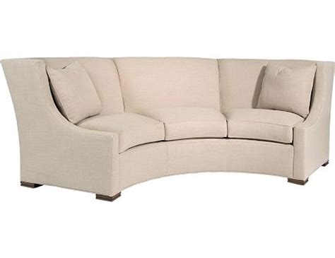 Curved Loveseats by Pearson Furniture