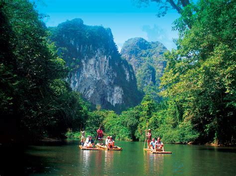 Rafting Expedition To Koh Sok National Park Full Day Tour