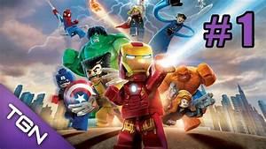 Vidéos De Lego : lego marvel super heroes gameplay gu a en espa ol capitulo 1 hd 720p youtube ~ Medecine-chirurgie-esthetiques.com Avis de Voitures