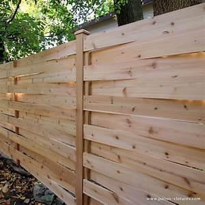 Faire Une Cloture En Bois : quel type d ancrage pour les poteaux de cl ture en bois ~ Dallasstarsshop.com Idées de Décoration
