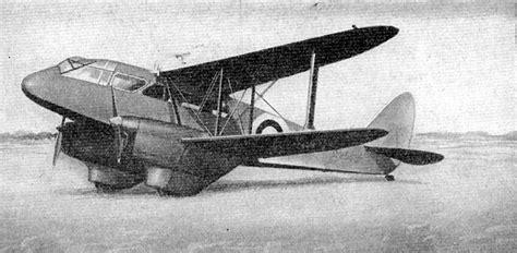 Great Britain's De Havilland Dh89 Rapide Transport And Dominie Trainer