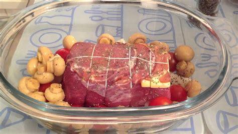 cuisiner un roti de boeuf cuisiner un rôti de porc orloff faire un rôti