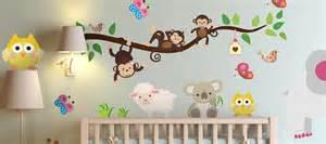 decoration murale chambre enfant comment d 233 corer et am 233 nager la chambre de b 233 b 233