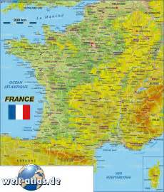 World Atlas France