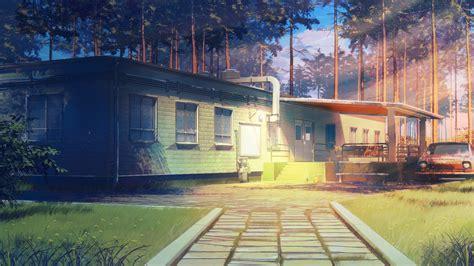 Anime House Wallpaper - วอลเปเปอร อะน เมะ บ าน arsenixc ฤด ร อนท น ร นดร
