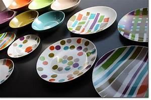 Geschirr Villa Noblesse : villa d 39 este 16 servier set keramik glasiert porzellan ~ Michelbontemps.com Haus und Dekorationen