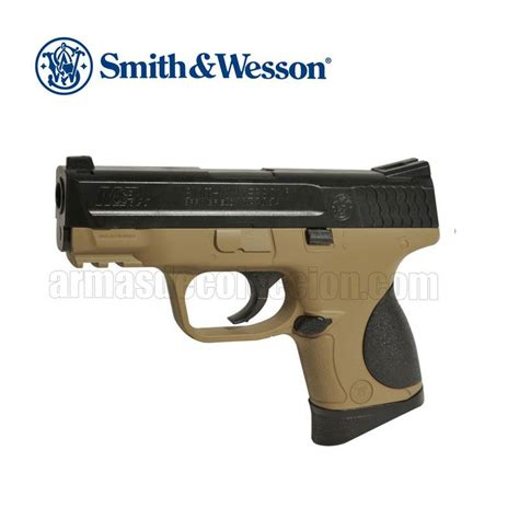 9c wesson smith tan spring mp larger