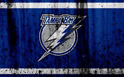 wallpapers  tampa bay lightning grunge nhl