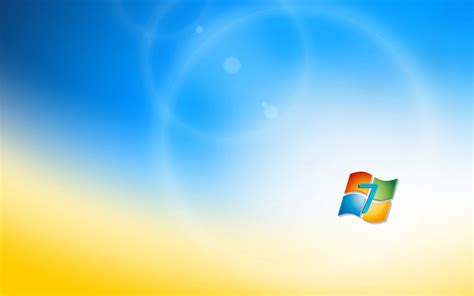 Microsoft Desktop Backgrounds Windows 7 ·①
