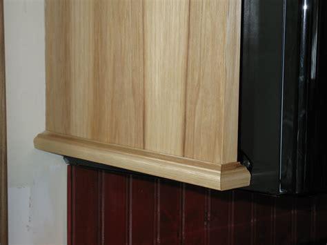 Installing Molding For Under Cabinet Lighting
