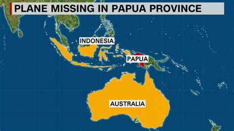 indonesian plane crash debris spotted  papua cnncom
