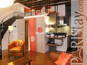 Studio Mezzanine Paris : studio mezzanine to rent paris st germain des pres 75006 paris ~ Zukunftsfamilie.com Idées de Décoration
